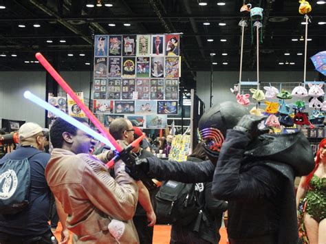 convention chicago march 2016 chicago comic and entertainment expo c2e2 2016 simply sinova