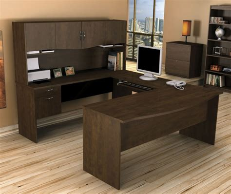 small u shaped desk creative design of u shaped desk for home office homesfeed