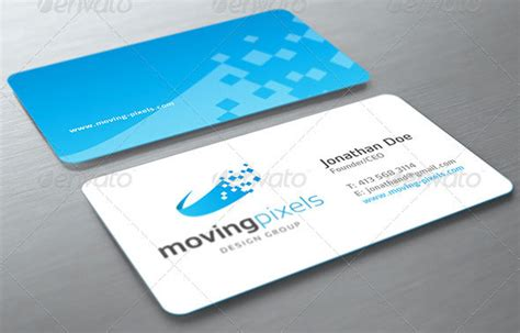 Business Card Template Rounded Corner Psd by 30 Fantastic Psd Business Card Mockup Templates Pixel Curse