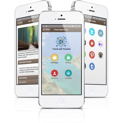 readymade templates for android travel agency solutions business solutions ready made