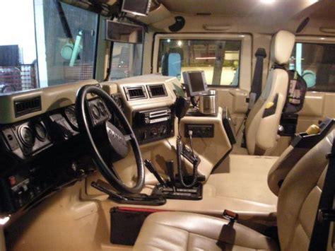 armored humvee interior interior humvee cars