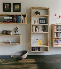 Bookshelves Wall Mounted Best 25 Wall Mounted Bookshelves Ideas Only On