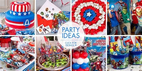 avengers printable party decorations avengers party supplies avengers birthday party city
