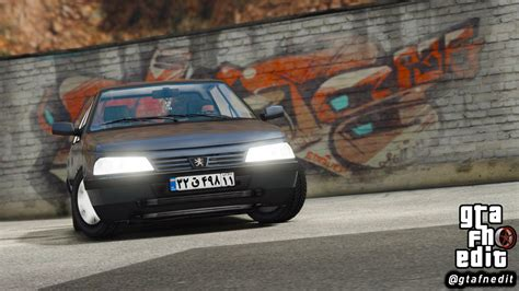 peugeot 405 tuning peugeot 405 glx with tuning part gta5 mods com