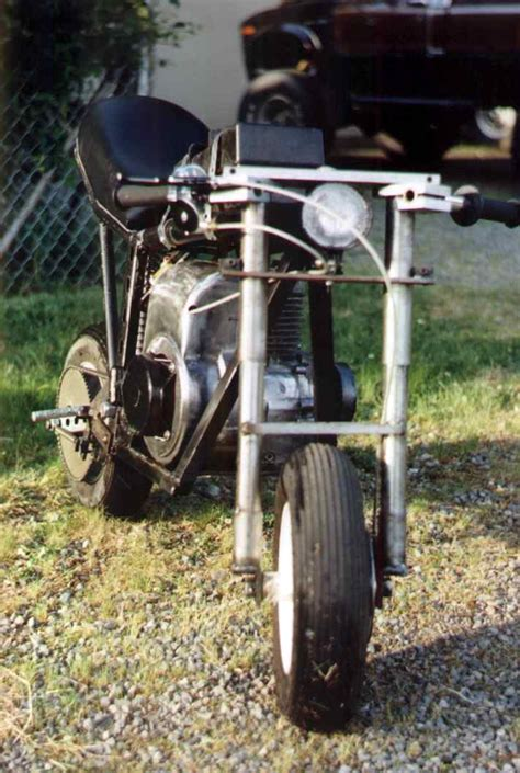 Tas Motor Mini Bike minibike central pics