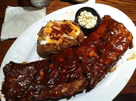 Baby Back Ribs Rack by Rack Baby Back Ribs Picture Of Longhorn Steakhouse