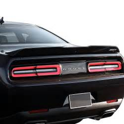 remin 174 dodge challenger 2015 2016 factory style rear lip