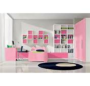 Cool Pink Girls Bedroom Designs From Doimo City Line  Kidsomania