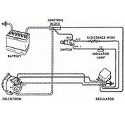 Alternator Wiring Diagrams And Information  BRIANESSERCOM