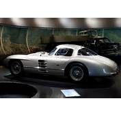 Mercedes Benz 300 SLR Uhlenhaut Coupe High Resolution Image 3 Of 18
