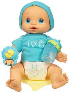 Hasbro baby alive boy doll this baby wiggles his way