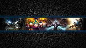 Games mar 2014 youtube channel art youtube channel art banners