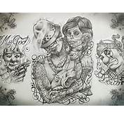 Chicano Art Tattoo &187 Set Free 5405527