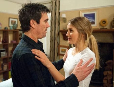 emmerdale soap spoilers 2016 soap spoilers 23rd 27th may 2016 clare with the hair