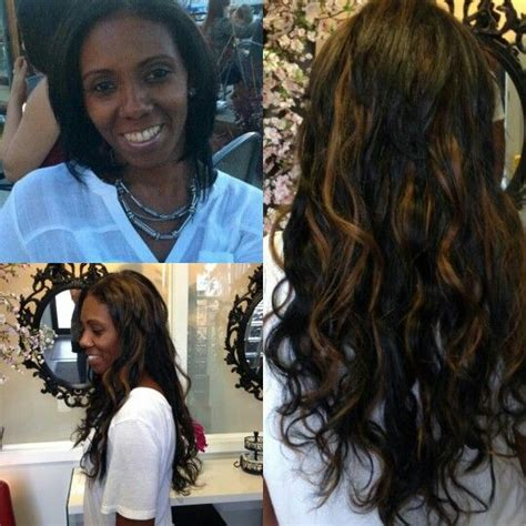 hair extensions before and after photos chicago il philip james chicago hair extensions salon in skokie