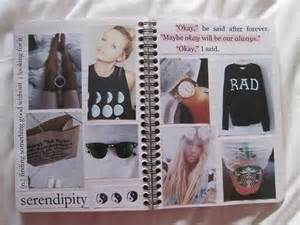 Notebooks notebook collage and hipster on pinterest