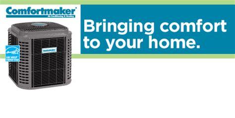comfort maker comfortmaker brandt heating and air conditioning