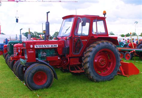 volvo bm tractor  photo  flickriver