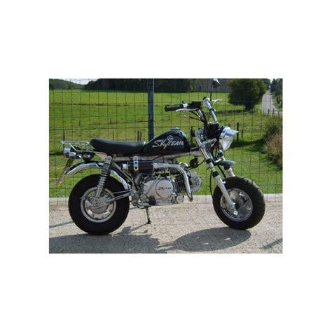 pot d 233 chappement nhrc court silencieux alu motorkit