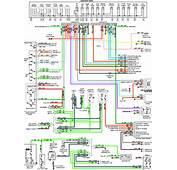 1988 Mustang 5 0 Wiring Diagrams 87 93 Instrument Clustergif