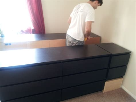 full size bed ikea hack bed frame with lots of storage ikea hackers ikea hackers