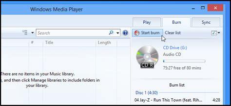 format cd to burn music beginner geek how to burn an audio disc in windows 8