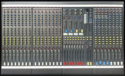 Mixer Allen Heath Gl 24 allen heath gl3000 series the gl3000 series eight