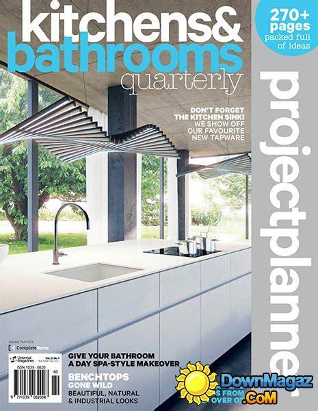 download luxury home design magazine vol 15 issue 6 pdf kitchens bathrooms quarterly volume 23 issue 1 2016