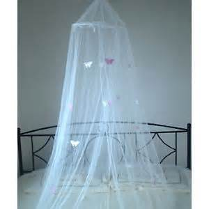 Decorative Bed Canopy White Decorative Butterfly Bed Canopy Mosquito Net Ebay