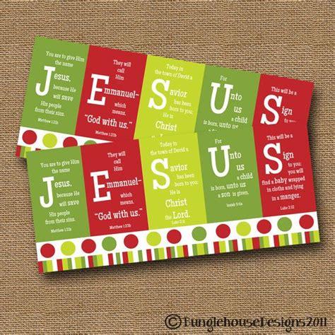 printable christmas card diy printable quot jesus