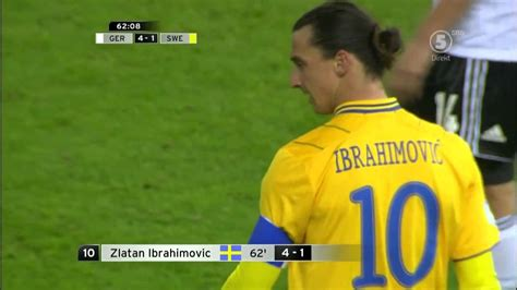 sverige tyskland 4 4 all goals lasse granqvist