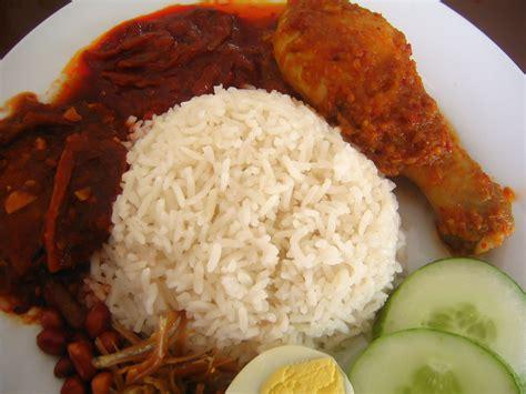 nasi lemak recipe nasi goreng nasi lemak