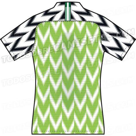 nigeria 2018 world cup kits leaked todo sobre camisetas