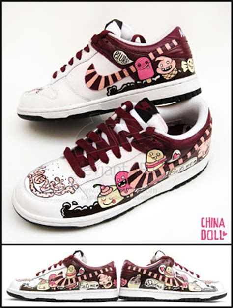 strano66 desain sepatu yang lucu