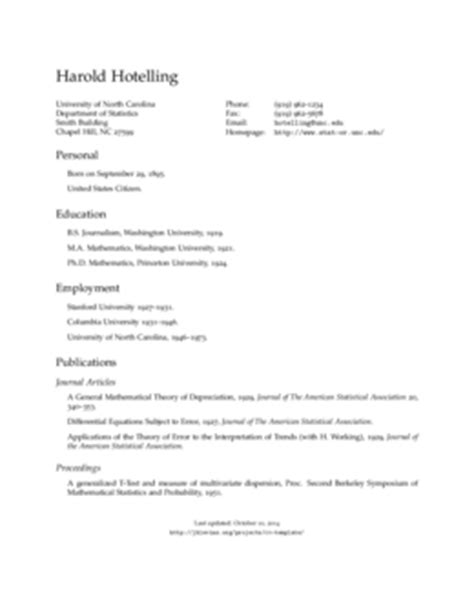 Resume Cv Xelatex Cv Or Resume Sharelatex Editor