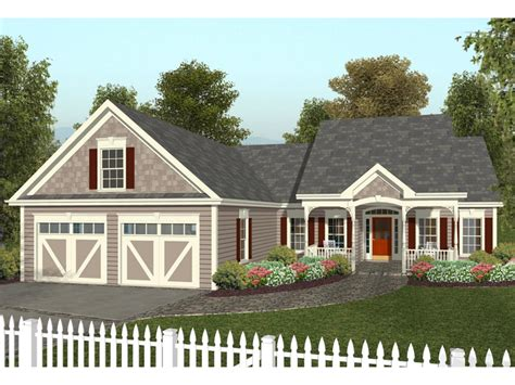 Martin House Ranch Home Plan 013d 0134 House Plans And More Ranch House Plans With Screened Porch