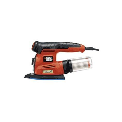 black decker cyclonic powerfile sander home depot