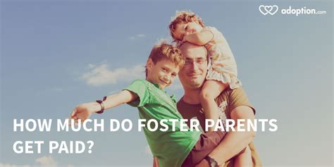 Can You Be A Foster Parent With A Criminal Record In California How Much Do Foster Parents Get Paid Adoption