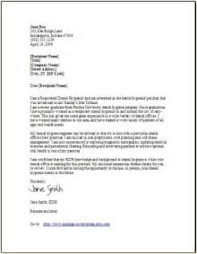 Dental Hygiene Cover Letter Sles by Dental Hygienist Cover Letter Exle Sle