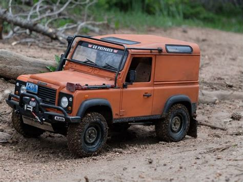 Rc Car Adventure Land Rover Defender D90 Axial Scx10 Rc4wd 22 best scale defender inspiration images on