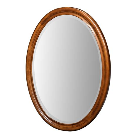 Antique Bathroom Mirror Ryvyr Antique Maple Bathroom Mirror Atg Stores