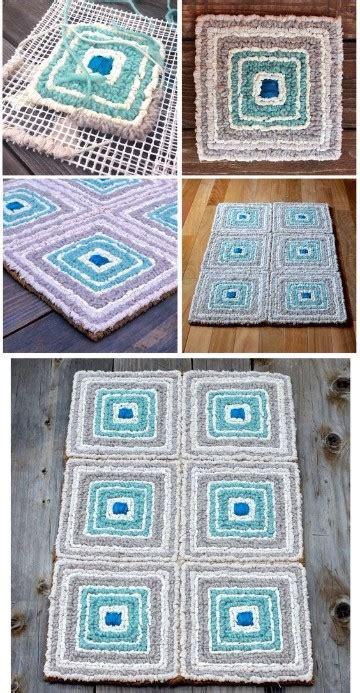 trapillo alfombra rectangular como hacer alfombra de trapillo rectangular patrones