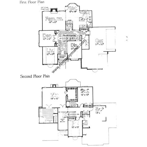 floor plans princeton princeton model in the the reserve subdivision in