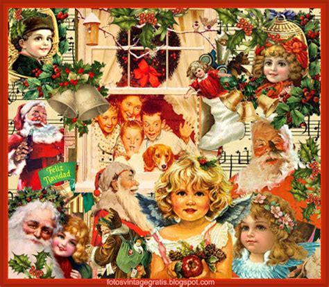 imagenes navidad vintage im 225 genes vintage gratis free vintage images navidad vintage