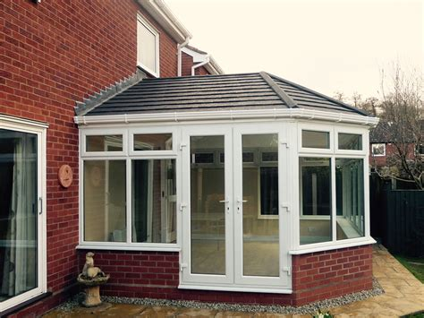 Tile In Dining Room tiled conservatory roofs ensign roof solutions