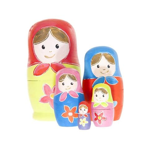 design your own russian doll paint your own russian dolls by crafts4kids