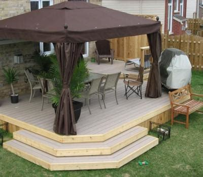 trouble building cascading deck stairs