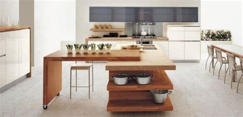 kitchen wooden kitchen island white cabinets black glass