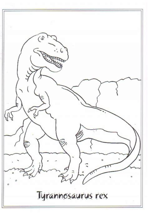 t rex coloring pages for kids az coloring pages