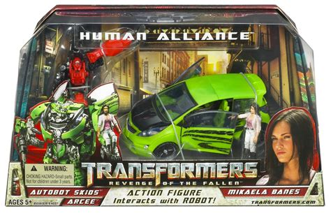 transformers skids toy official high resolution images of revenge of the fallen